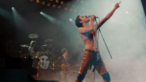 movie from 2018: Bohemian Rhapsody